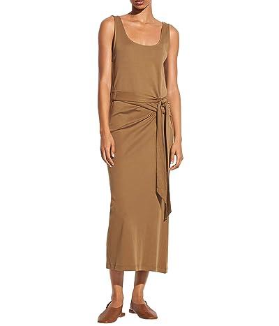 Vince Sleeveless Wrap Dress (Timber) Women