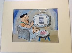 Vintage Hanna Barbera Original Production Flintstones Winston Commercial Cel