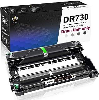 CMYBabee Compatible Drum Replacement for Brother DR730 DR-730 Use with Brother HL-L2350DW L2390DW L2395DW HL-L2370DW HL-L2370DWXL DCP-L2550DW MFC-L2710DW (Black)