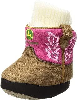 John Deere Baby Girls' Slippers