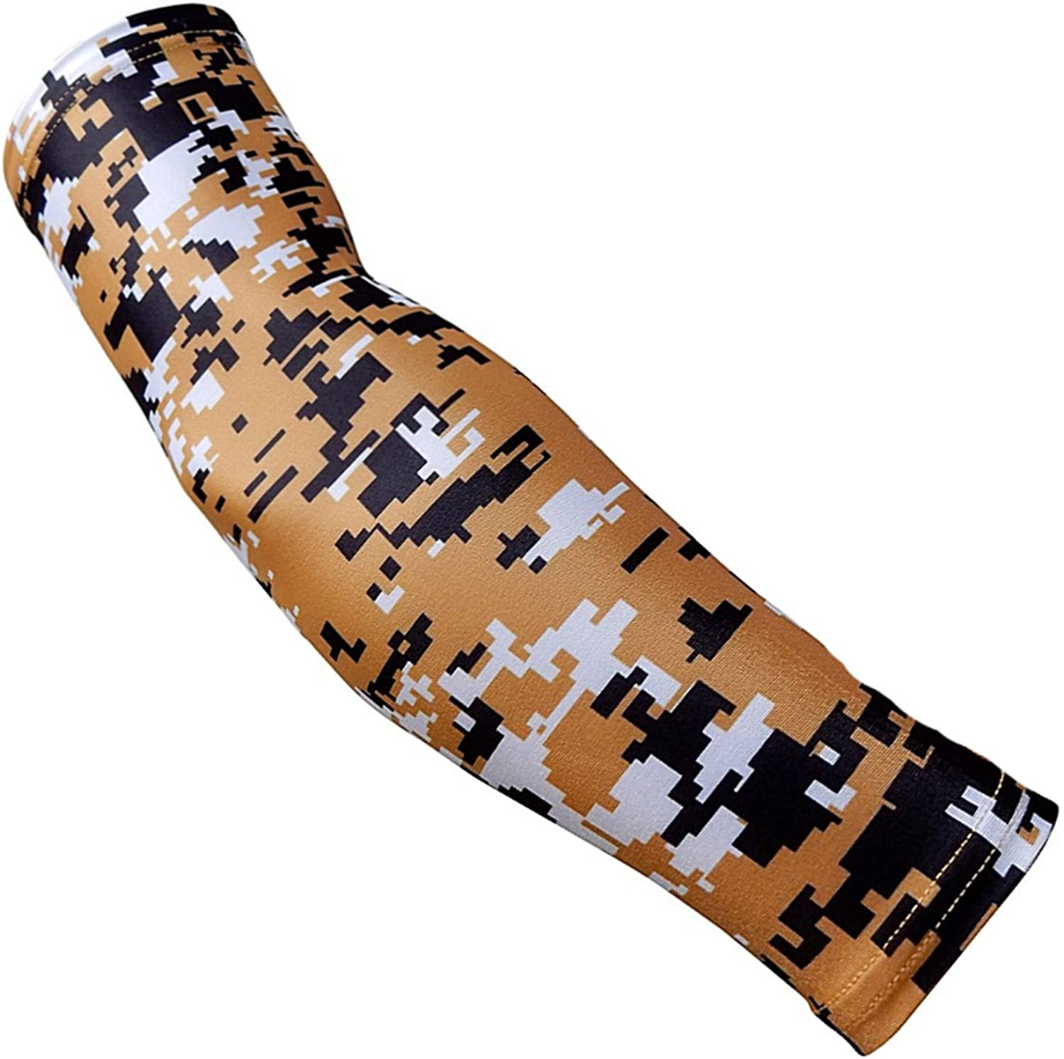 40 Styles and Colors Nexxgen Sports Apparel Compression Arm Sleeve Single