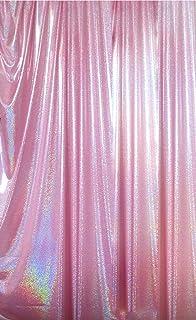 fuermor 5x 2,1Pink Hintergrund Geburtstag Hochzeit Photography Hintergrund Vorhang Make up Videos Foto Hintergrund Requisiten futj001