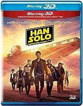 Solo: A Star Wars Story [2Blu-Ray]+[Blu-Ray 3D] [Region Free] (English audio. English subtitles)