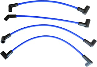 Plug Wire Set for Johnson Evinrude 90 and 115 Hp 4 Cyl Compare to 18-8839 and 9-28092