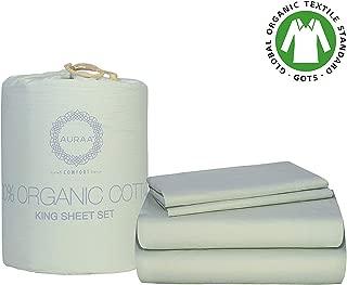 organic king size sheets