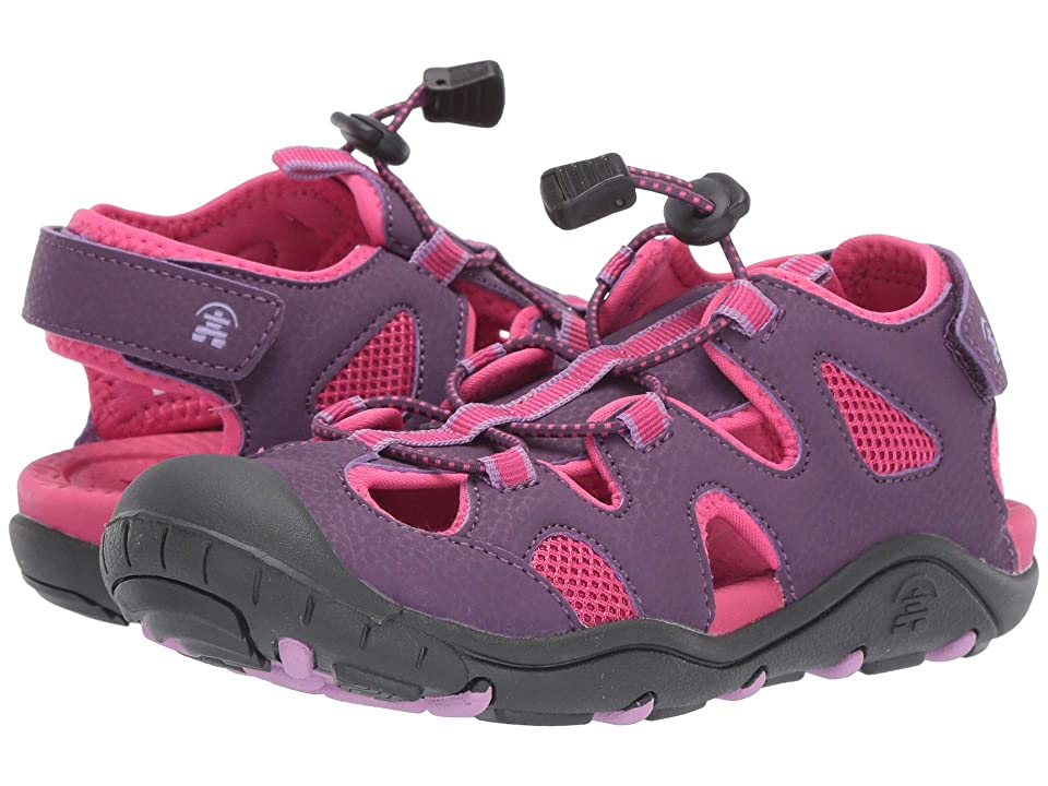Kamik Kids Oyster 2 (Toddler/Little Kid/Big Kid) (Purple) Girls Shoes