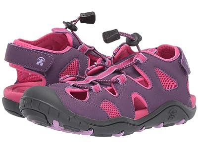 Kamik Kids Oyster 2 (Toddler/Little Kid/Big Kid) (Purple) Girls Shoes