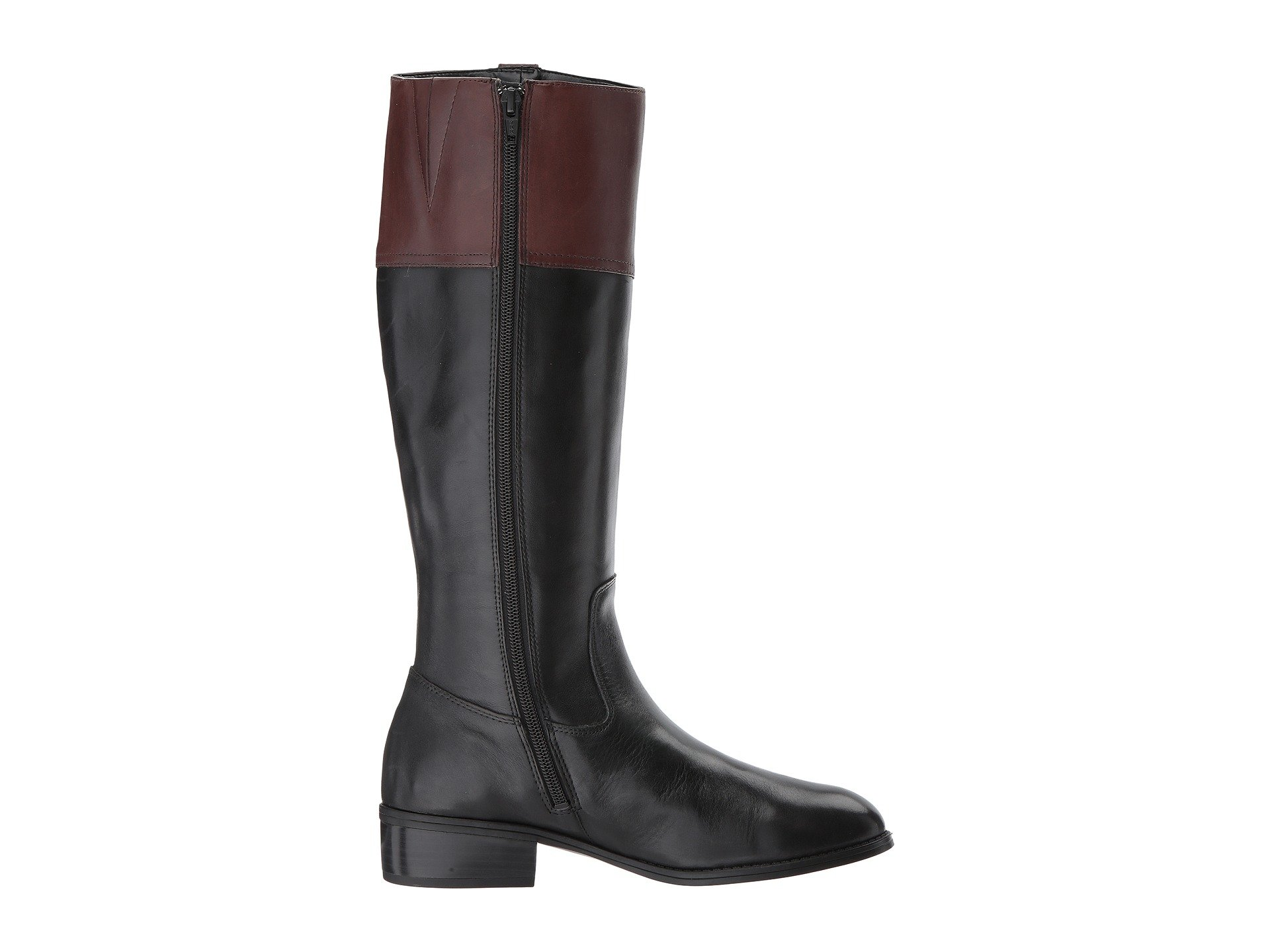 dark Calf Brown Burnished Black Ralph Merrie Lauren px7BwYtAqw