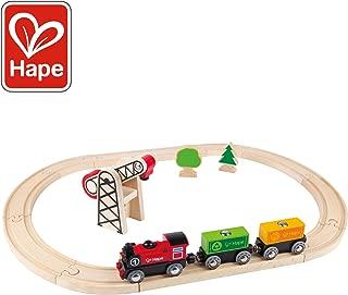 Hape Railway Battery Powered Engine Train Set