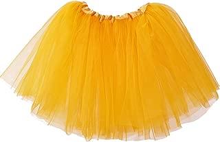 Big Girls Tutu 3-Layer Ballerina (4T-10yr)