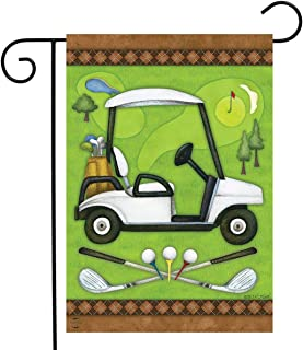 Best golf themed garden flags Reviews