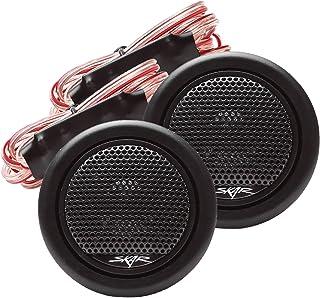Skar Audio TWS-01 1-Inch 240 Watt Max Power Neodymium Silk Dome Tweeters, Pair photo