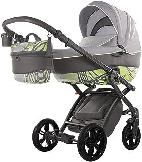KNORR BABY COCHECITO DE bebé combi Alive Pure marrón EUR