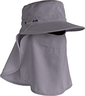 Coolibar UPF 50+ 儿童超遮阳帽 - *保护