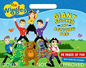The Wiggles: Giant Sticker and Activity Pad
