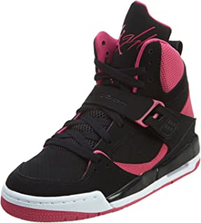 Jordan Nike Kids Flight 45 High IP Gg Basketball Shoe