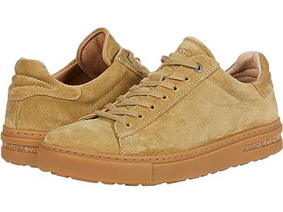 Birkenstock Bend (Faded Khaki Suede) Shoes
