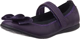 Clarks Girl's Dancevelvetpre Mary Jane Flats