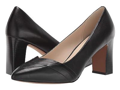 Cole Haan Eliisa Pump 75 mm (Black Leather) Women
