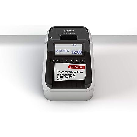 Brother Vc 500w Farb Etikettendrucker Computer Zubehör