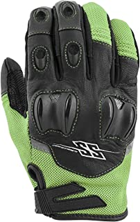 Speed & Strength Power and The Glory Gloves (Medium) (Green)