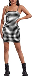 Sexy Full Slips Mini Vestito Y2k Cinghie di Spaghetti Breve Club Dress E Girl Scollo A V Slim Fit Lato Split Stile 90 Club...