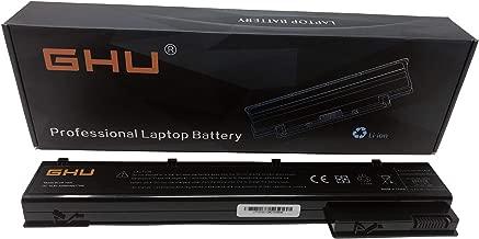 New GHU VH08 Notebook Battery Compatible with HP Elitebook 8560W 8570W 8760W 8770W Mobile Workstation 632427-001 632425-001 632113-141 632114-421 HSTNN-F10C HSTNN-I93C- 14.8V 12 Months Warranty