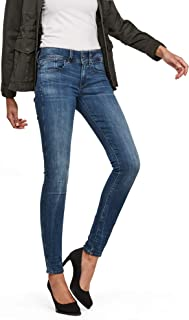 G-STAR RAW Damen Lynn Mid Skinny Jeans
