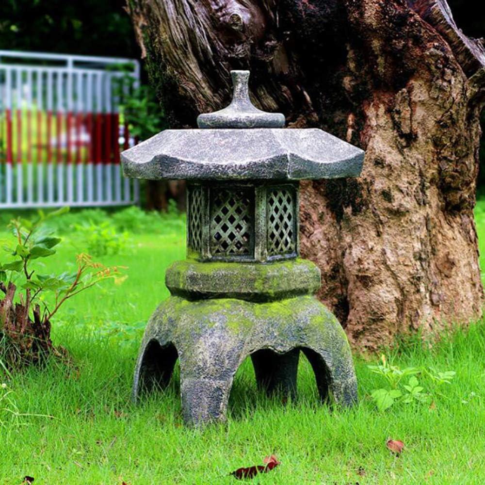 Garden Ornament Pagoda Buddha Statue Lantern Japanese L Brand Cheap Be super welcome Sale Venue Chinese