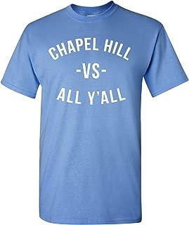 UGP Campus Apparel City Pride, Vs All Y'all Funny Pride T-Shirt
