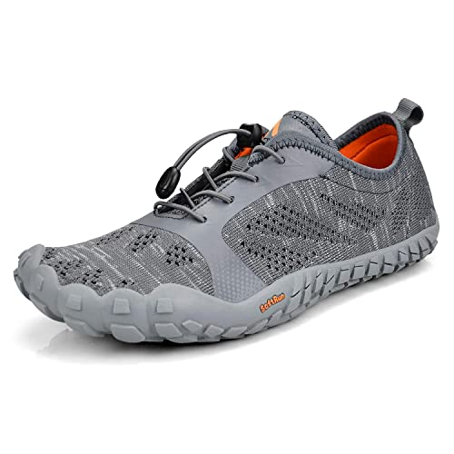c9be456c33 Troadlop Mens Hiking Quick Drying Trail Running Shoes