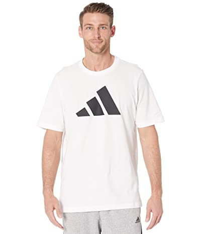 adidas Branded Icons Badge of Sport Tee (White) Men