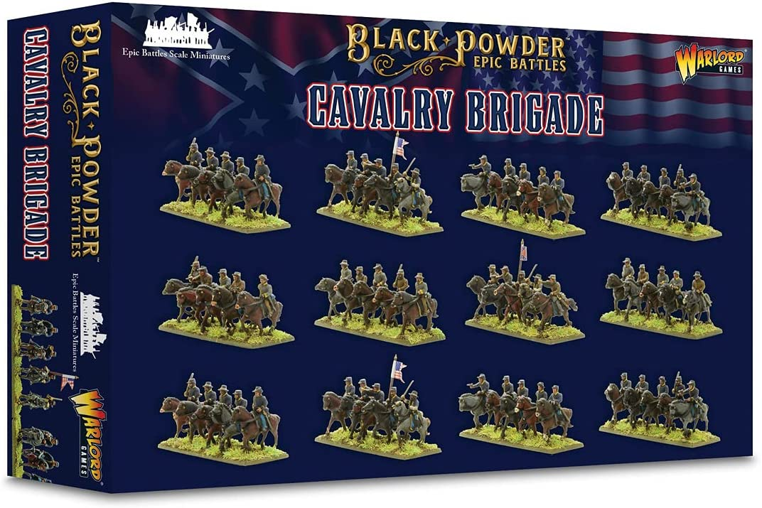 Limited time cheap sale Warlord Games Epic Battles: Cavalry Sales of SALE items from new works Brigade ACW