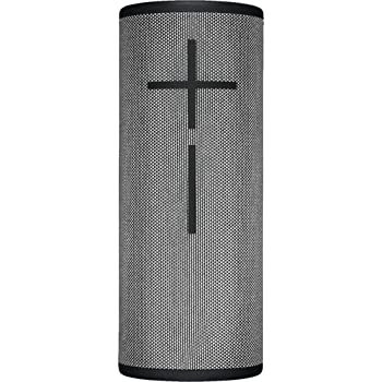 Ultimate Ears Boom 3 Portable Bluetooth Wireless Speaker (Waterproof) — Storm (Renewed)