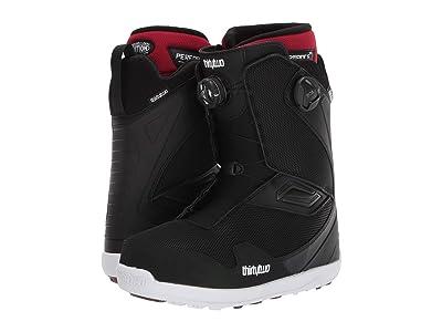 thirtytwo TM-2 Double BOA Snowboard Boot (Black) Men