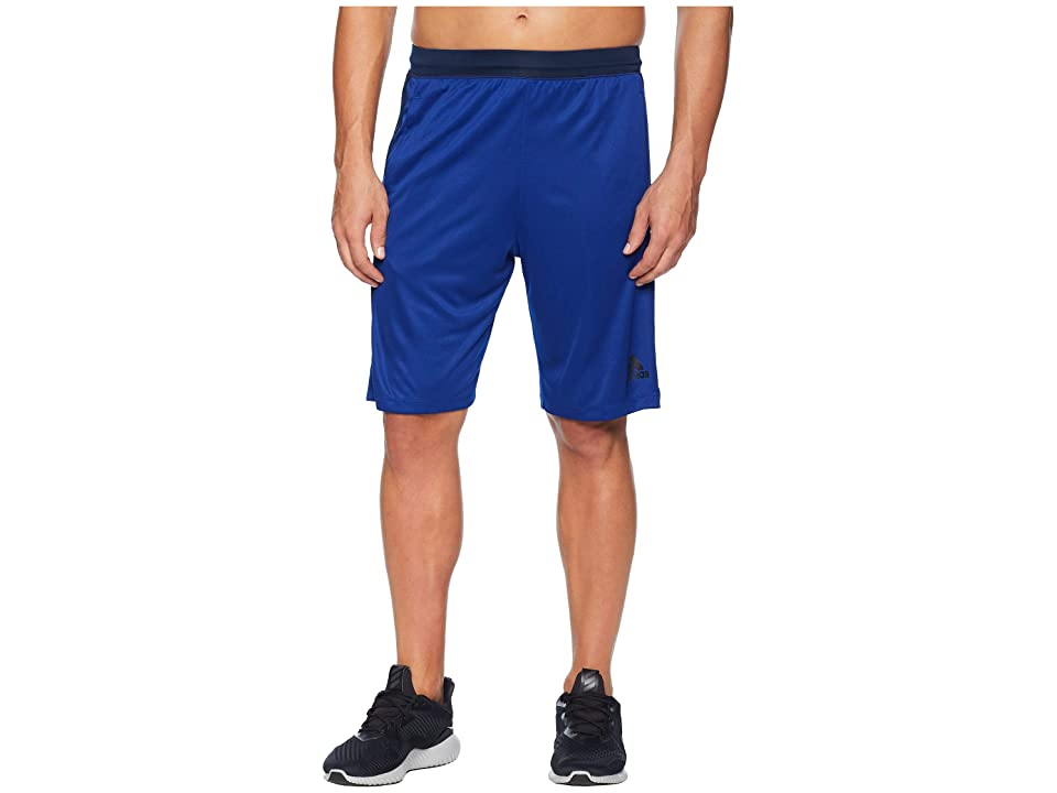 adidas Designed-2-Move 3-Stripes Shorts (Mystery Ink/Collegiate Navy) Men