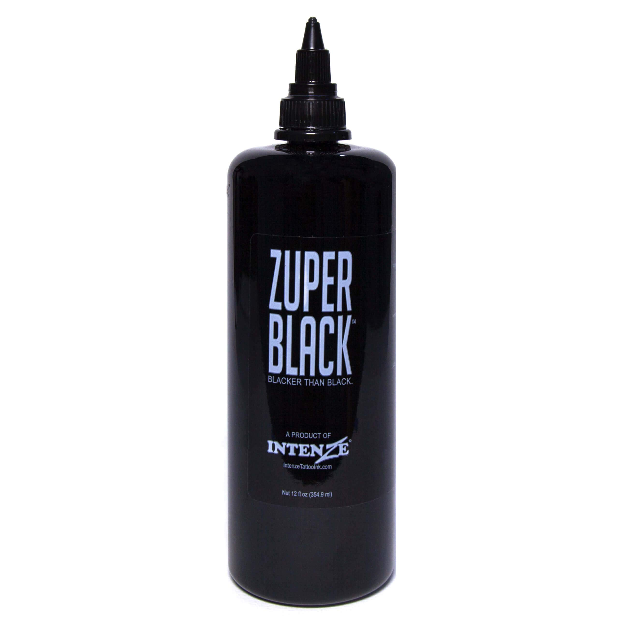 Intenze Professional Tattoo Zuper Black
