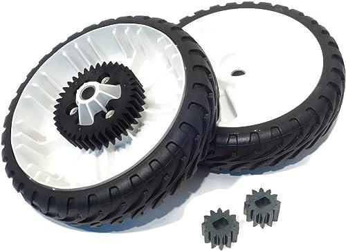 lowest Toro online 138-3216 & 115-4668 Conversion Wheel & Pinion online sale Gear Kit outlet sale
