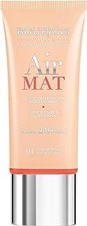 Bourjois Air Mat 24H Foundation, 01 Rose Ivory, 30 ml