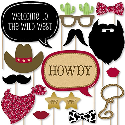 Cowboy Party Supplies Amazon Com