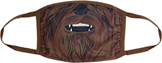 Chewbacca Star Wars Gathered face mask - Kids face Cover