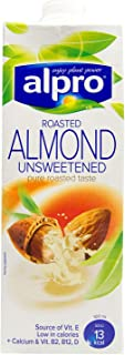 Alpro Drink Almond Unsweetened - 1 liter