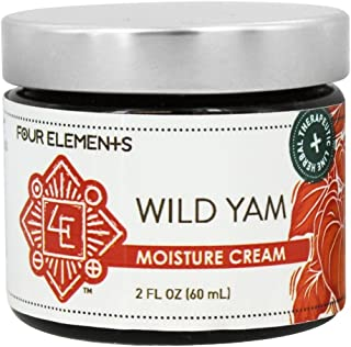 Four Elements, Cream Wild Yam, 2 Ounce