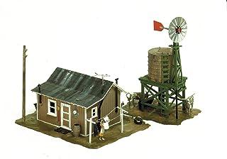 Life-Like Trains HO Scale Building Kits - Western Homestead