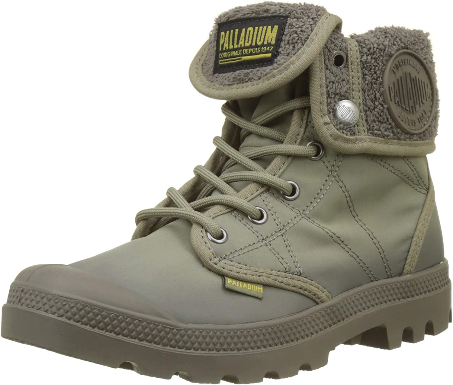 Palladium Unisex Adults' Pallabrousse Baggy Tx Slouch Boots
