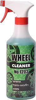 [TARO WORKS] 洗車 ホイールシャンプー クリーナー 日本製 500ml 「ホイール タイヤ ブレーキダスト の頑固な汚れに」