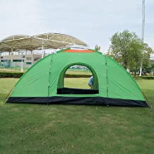 Leisure and entertainment Double doors need to build a ten person tent outdoor sports mountain super-capacity tent adventu...