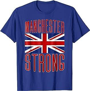 Best manchester strong t shirt Reviews
