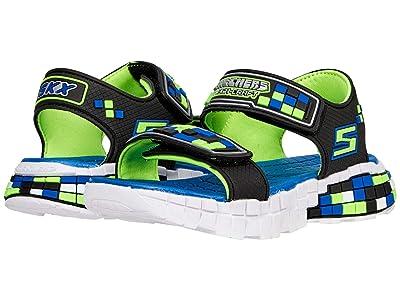 SKECHERS KIDS Sport Sandals Mega-Craft Sandal 400070L (Little Kid/Big Kid) Boy