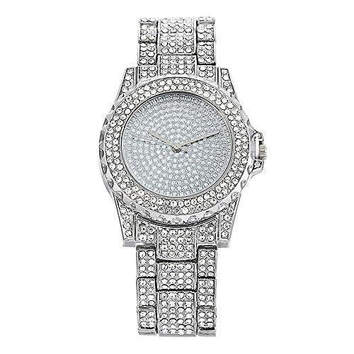 406806bf2d827 Diamante Watch: Amazon.co.uk